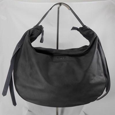 Costume National borsa grigio e nero