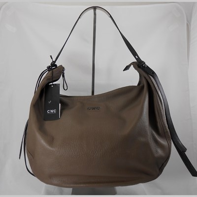 Costume National borsa taupe