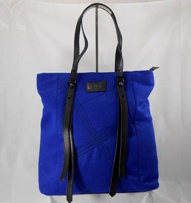 Costume National shopper blu