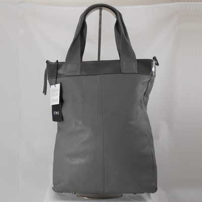 Costume National shopper grigio
