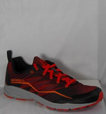 MERRELL SNEAKER TRIAL CRUSHER FIRED RED