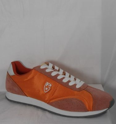 PIRELLI SNEAKER ORANGE WHITE