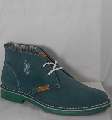 US POLO ASSN. POLACCHINO GREEN