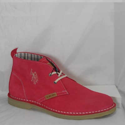 US POLO ASSN. POLACCHINO FUXIA