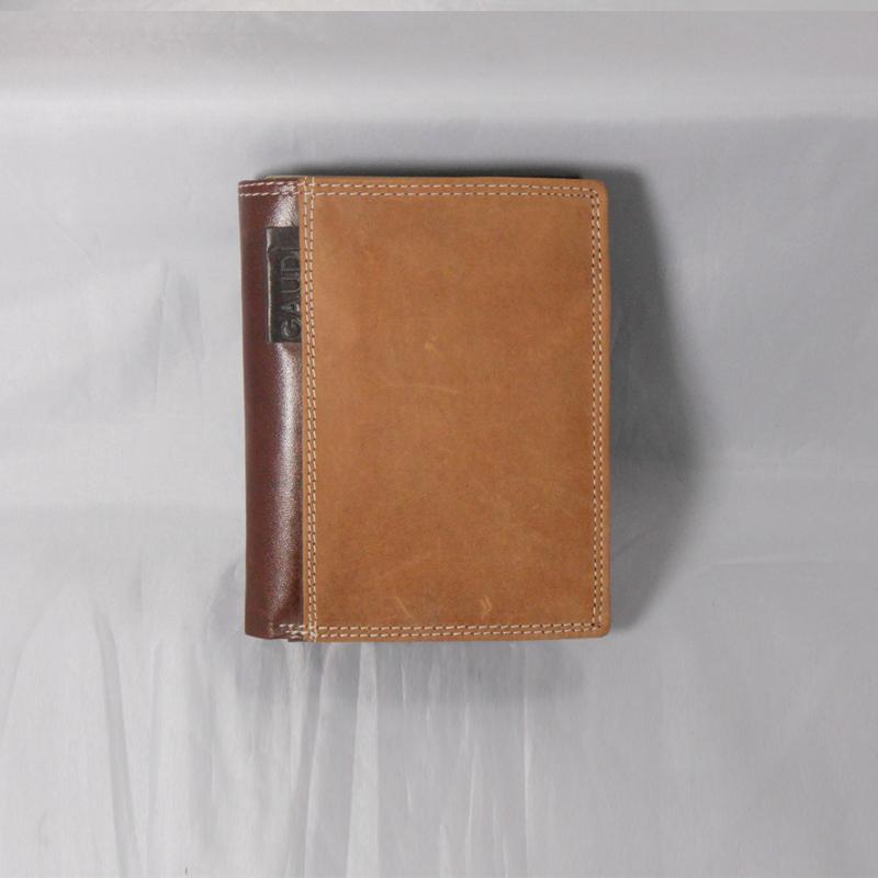 19a5457008 GAUDÌ PORTAFOGLIO UOMO TAN E MID BROWN - FirmeStock