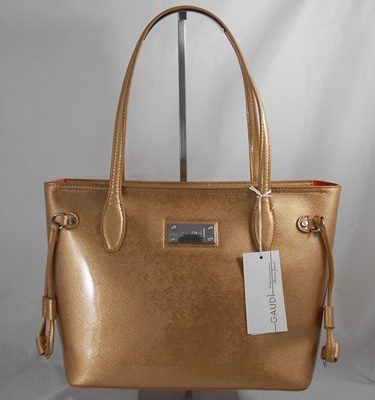 GAUDÌ SHOPPER MEDI GOLD