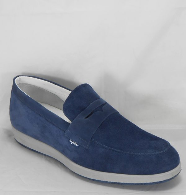 BYBLOS MOCASSINO DENIM