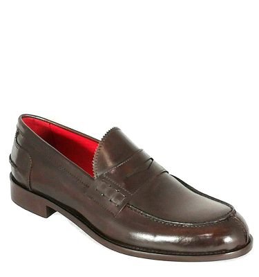 BRUNO MAGLI COLLEGE VITELLO DK BROWN