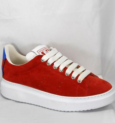 D'ACQUASPARTA SNEAKER VIERI U150 NEW RED