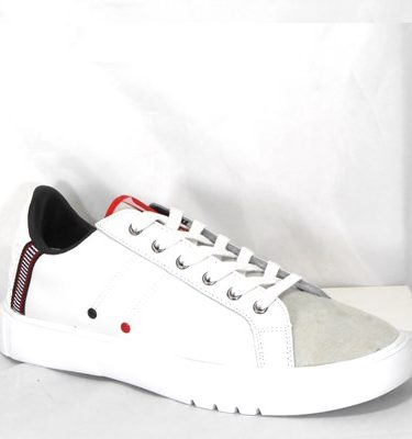 GAUDÌ SNEAKER 66850 LEATHER WHITE