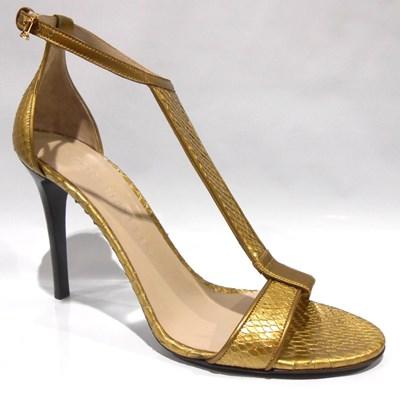 BURBERRY 3877567 PYTHON GOLD