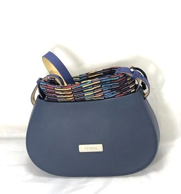 OBAG O SHOULDER BLUE